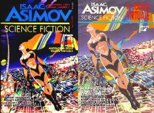 Isaac Asimov Science Fiction Magazine 7