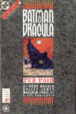 Batman & Dracula - Red Rain -
