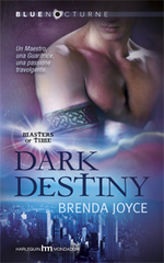 Dark Destiny - Ciclo Masters of Time - Bluenocturne n. 12