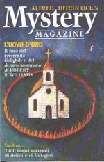 L'Uovo d'Oro - Alfred Hitchcock's MYSTERY MAGAZINE N. 5