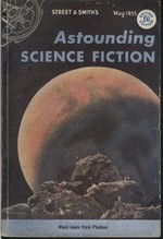 Astounding SCIENCE FICTION - British Editions - May 1955