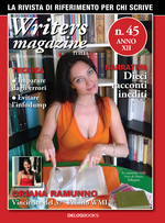 Writers Magazine Italia 45