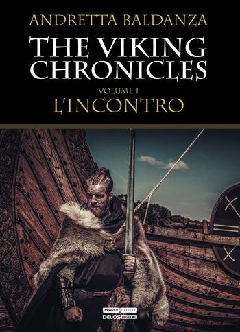 The Viking Chronicles 1 - L'incontro (copertina)