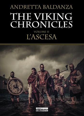 The Viking Chronicles 2 - L'ascesa (copertina)