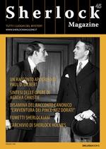 Sherlock Magazine 45
