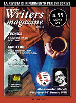 Writers Magazine Italia 55