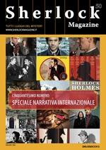 Sherlock Magazine 50