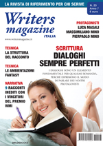Writers Magazine Italia 23