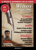 Writers Magazine Italia 41