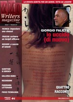 Writers Magazine Italia 0