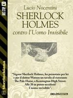 Sherlock Holmes contro l'uomo invisibile