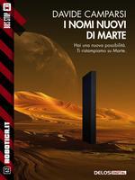 I nomi nuovi di Marte