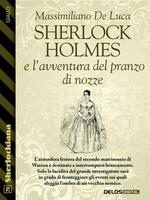 Sherlock Holmes e l'avventura del pranzo di nozze