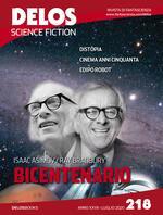 Delos Science Fiction 218