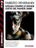 copertina di Ezekias contro le donne gatto del pianeta Smirt