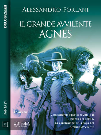 Il Grande Avvilente - Agnes (copertina)