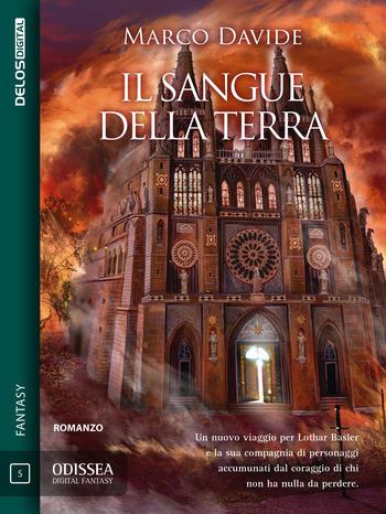 Il sangue della Terra (copertina)