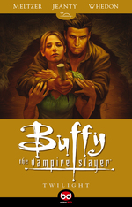 Buffy. The Vampire Slayer. Twilight