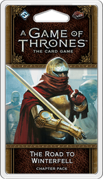A Game of Thrones: The Card Game Second Edition : The Road to Winterfell