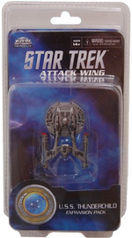 Star Trek Attack Wing : Expansion Pack : U.S.S. Thunderchild  [WAVE  17]