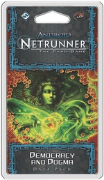 Android : Netrunner - Democracy and Dogma Data pack