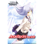 Weiss Schwarz - Booster Display: Angel Beats! RE: Edit (20 Packs)