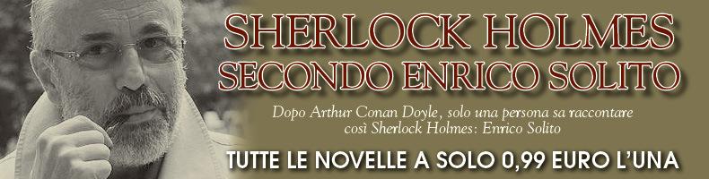 Enrico Solito cantore di Sherlock Holmes