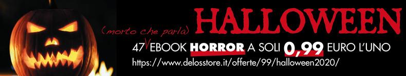 Halloween † 47 morto che parla: titoli in offerta | Delos Store